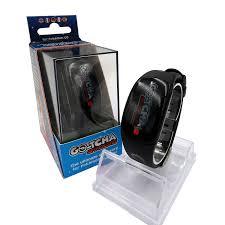 Amazon.com: Go-tcha Evolve LED-Touch Wristband Watch for Pokemon ...
