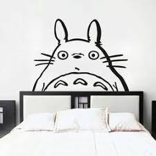 Totoro Wall Decal Cardecal