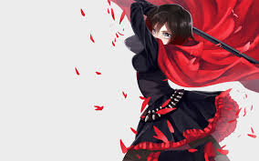 ruby rose rwby wallpapers wallpaper cave