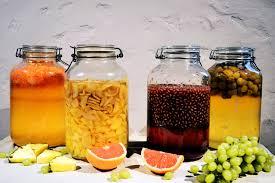 homemade korean fruit enzyme ls
