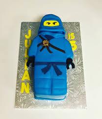 Jay Ninjago Cake | Ninjago birthday, Ninjago cakes, Birthday cake kids