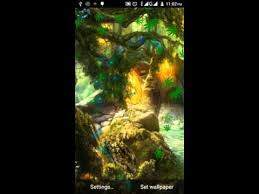 green weed hd live wallpaper apps on