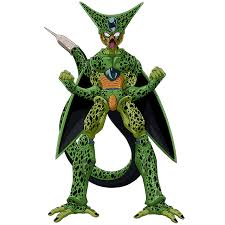 pin by tophat on dragon ball franchise imperfect cell dragon