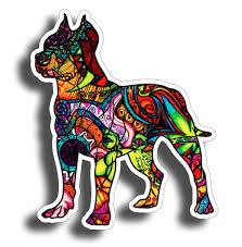 Transportation Automobilia Pit Bull Life Window Decal Sticker Dog Pet Transportation Zsco Iq