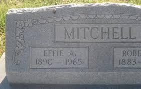 Effie A Mitchell (1890-1965) - Find A Grave Memorial