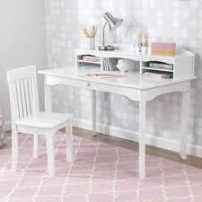 Natural Wood Desk For Kids Wayfair