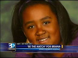 """Be The Match"" for Briana"
