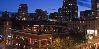 best patios in yaletown to for