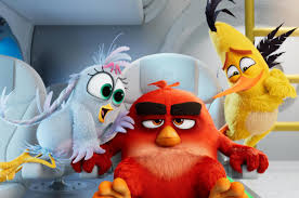 The Angry Birds Movie 2' is better than you think – seriously ...