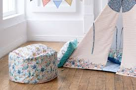 Pouf Toddler Playroom Poufblue Flowers Poufpink Soft Baby Etsy Baby Room Colors Playroom Pouf Baby Furniture