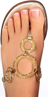pedicure and nailene perfect toes stick