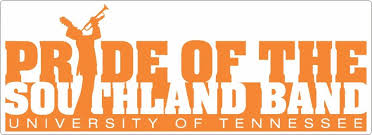 Vols Pride Of The Southland Band Decal Alumni Hall