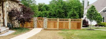 Wood Fences Integrous Fences And Decks