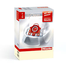 miele hyclean 3d filter bags for vacuum