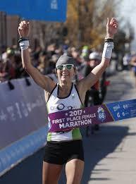 Trail blazer: Lencina first Argentinian to win U.S. Marathon in 85 years    Homepagelatest   tulsaworld.com