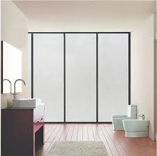 Buy Bloss Window Film Privacy Window Decals Frosted Window Film Stained Glass Window Cling Film For Home Office Bathroom Bedroom Kitchen White 17 7inch By 78 7inch In Cheap Price On Alibaba Com