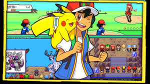 Completed Pokemon Gba Rom With Ash & Serena,Ash-Greninja,Z-Moves ...
