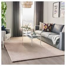 stoense rug low pile off white 6 7