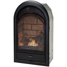 dual fuel ventless gas fireplace insert