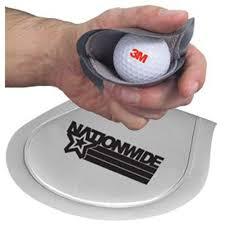 ballzee golf ball cleaner promotional