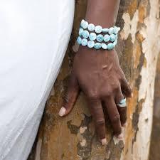 aegis larimar bracelet marahlago
