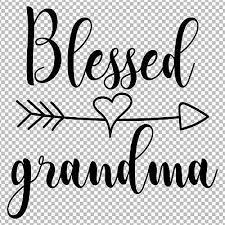 Blessed Grandma Vinyl Decal Love Arrow Sticker Car Truck Laptop Tumbler Ebay