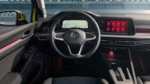 new volkswagen golf mk8 2020