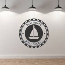 Custom Boat Decals Any Shape Design Gostickers