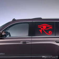 2020 For Eye Of Horus Egyptian God Vinyl Decal Car Styling Sticker Window Jdm Bumper Pagan Symbol Accessories Graphics From Xymy767 1 21 Dhgate Com