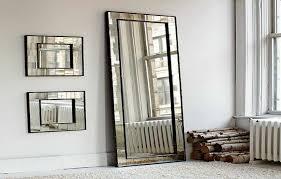 silver floor mirror ikea cento