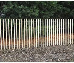 Everbilt 1 2 In X 4 Ft X 50 Ft Natural Wood Snow Fence Amazon Co Uk Welcome
