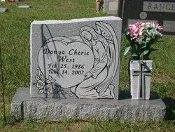 Donya Cherie West (1985-2007) - Find A Grave Memorial
