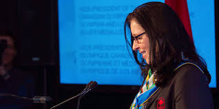 Tricia Smith re-elected as COC President | CSIO | Developing ...