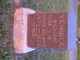 Addie Powell Venible (1854-1923) - Find A Grave Memorial