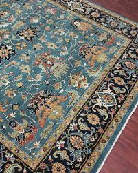 antique wool traditional rug neiman