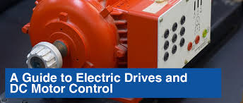 electric drives and dc motor control