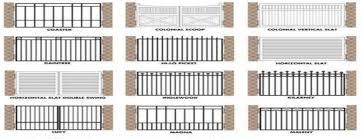 City Gates Fence Designs City Gates Usa