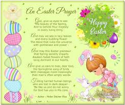 christian easter poems and es