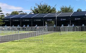 Crowd Fencing Hire Crowd Control Barriers Melbourne