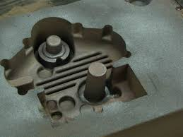 casting the musket v twin engine