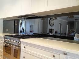grey tinted toughened mirror