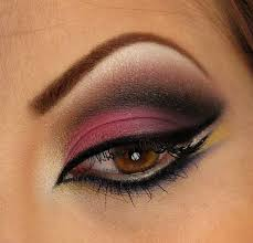 how to do arabic eye makeup styles