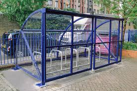 Cycle Shelter Cyclehoop