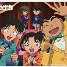 Draw Detective Conan Step Movie Case Closed the Movie: The Time ...