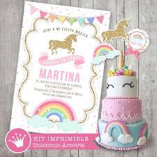 Pin De Jus Carrizo En Candy Bar Unicornio Fiesta De Unicornios
