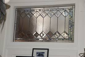 leaded kitchen inserts stained glass