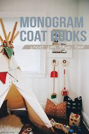 Wooden Coat Hook Wooden Coat Hooks Kid Room Decor Kids Room Design