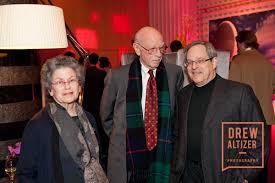 Rena Bransten with Byron Meyer and Jeffrey Heller