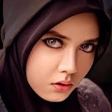 صور بنوتات محجبات حجابك تاج على راسك صور حب