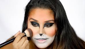 fox makeup tutorial stephanie nadia